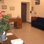 Sala d'attesa - Reception