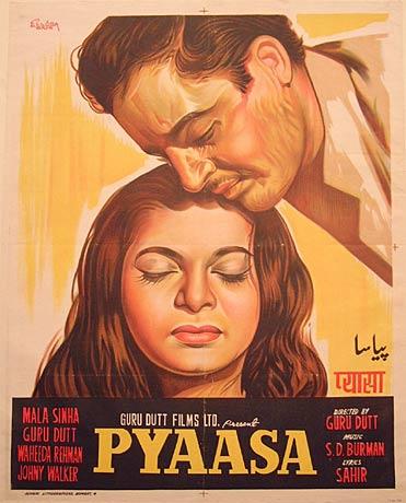 Pyaasa_1957_film_poster